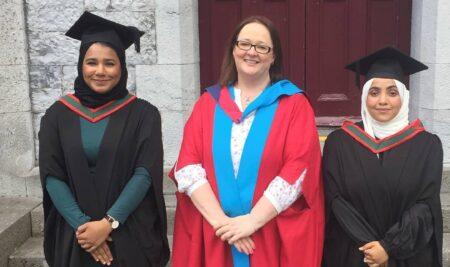 IMCP – Podiatric Medicine Alumni Graduation